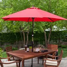 Sunbrella Patio Umbrellas Amazon by Patio U0026 Pergola Brxk Amazing 9 Foot Patio Umbrella Amazon Com