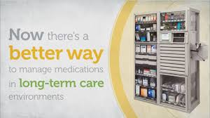 omnicell automated medication cabinets for ltc youtube