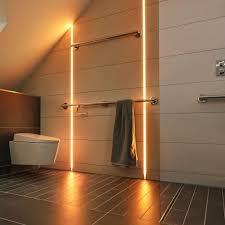 stilvolle led beleuchtung fürs bad schlüter liprotec