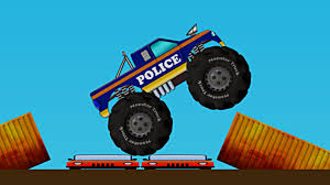 Police Monster Truck | Monster Truck - YouTube Youtube Monster Truck Toys Trucks Accsories And Modification Beamngdrive 1500hp Rocket Monster Truck Youtube Scary Stunts Hanslodge Grave Digger Mayhem Little Red Car Rhymes We Are The Monster Trucks Police Coloring Pages With Page Learning Vehicles Truck Videos Kids Youtube 28 Images For Gigantic Predator Game Kids 2 Level 3 Android Gameplay Https Haunted House Hhmt Cartoons For
