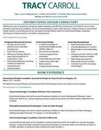 Tracy Carrolls Current Resume Pdf Templates Sample Design