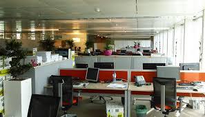 bureau de travail performance et bien être dans les espaces de travail travail