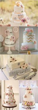 6 Latest Wedding Cakes Trends Too Adorable To Miss