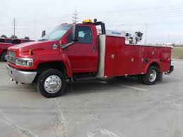 100 Kodiak Trucks 2006 Chevrolet C5500 Mechanic Service Truck For Sale