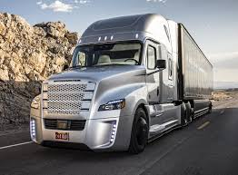 100 Self Moving Trucks Driving Bigrig Technology Moving Quickly Down The On