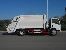HOWO Garbage Truck - Compactor - Sinotruk CNHTC HOWO (China Trading ...