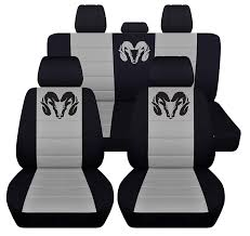 100 Dodge Truck Seat Covers Amazoncom 40 20 40 For 2013 To 2018 Ram 22 Color