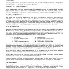 Objective For Job Resume Example Best Of Resume Profile Samples