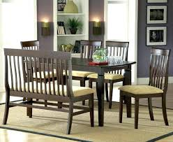 Dining Table Chairs Sets With Bench Medium Size Of And 2