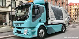 100 Rubbish Truck Volvo Shows Off FL Garbage Truck Plans 26 Ton Version Electrivecom
