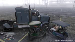 Semi Truck Vs Golf Cart [ Gtav Funny Moments ] - YouTube Lovely Gmc Truck Jokes 7th And Pattison An Ac Unit In A Semi Truck At The California State Fair Pets Semitruck Driver Goes For Jump Record Winds Up At A Yard Sale Video Collection Of Funny Ridiculous Trucking Pictures Around The Web Defying Death Tomonews Animated News Weird And Videos Lotus F1 Team Jumped Over One Their Race Cars Td80 Twas Night Before Christmas Trucker Style Mack Wallpaper Semi Vs Golf Cart Gtav Funny Moments Youtube Hot Rod Ii By Drivenbychaos On Deviantart Dogs Behind Wheel Of Large Automobile Wrecks Crazy Crashes Accident Compilation