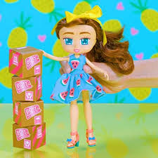Buy Boxy Girls Brooklyn Doll Only £1849 Toys Fashion Dolls