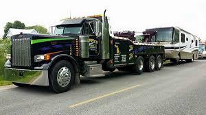 100 Michigan Truck Heavy Towing Newaygo Co Grand Rapids Muskegon MI Jerrys