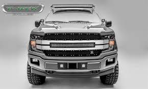 Torch Al Series LED Grille, T-Rex Grilles, 6315783 | Titan Truck ...