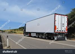 100 Logistics Trucking Truck Long Trailer Stock Photo Edit Now
