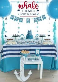 decoration baby shower boy simple decoration whale baby shower theme enchanting terrific