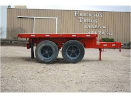 1984 HOMEMADE 17X96 Tag Trailer - Erickson Trucks N Parts Jackson ... 1995 Supreme Other Stock 56717 Truck Xbodies Tpi Lvo Vnl Cab 30999 For Sale At Jackson Mn Heavytruckpartsnet 1991 Beall Trailer 116719337 Cmialucktradercom 1963 Schtzer 116718935 1971 Gmc C70 1716914 Equipmenttradercom Amazoncom Erickson 707 Rackpanted Adjustable Clamping 2004 Sterling Acterra Reefer Refrigerated Sale Auction Dash Panel 28002 1997 Wxll64 47004 Interior Misc Parts 2011 Intertional Prostar