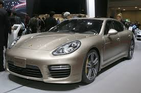 2014 Porsche Panamera Turbo S Executive Carries $201,495 MSRP ...