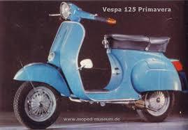 Vespa 125 Primavera