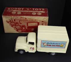Bargain John's Antiques | 1956 Buddy L Rival Dog Food Box Truck ... Truck Tool Box Dog Bloodydecks Hunting Pinterest Dogs Dogs 34 In Dog Box Tool Custom Tting Accsories Formulaoldiescom Owns Michigan Sportsman Online And Shotgunworldcom Homemade Special Order Hunter Series Triple Compartment Without Rds Alinum Boxes Like New From Ft Utility Crates Valley Eeering For Your Rig Picturestrucks 4wheelers Etc Biggahoundsmencom