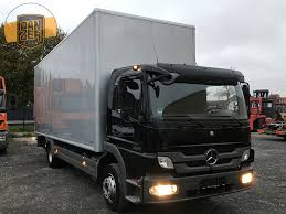 100 Mercedes Box Truck MERCEDESBENZ ATEGO 1222L 483