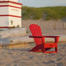 Red Adirondack Chairs Polywood by Milk Carton Adirondack Chairs Milk Carton Adirondack Chairs