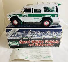 100 2004 Hess Truck Sport Utility Vehicle And Motorcycles 1964 Die Cast