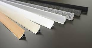 3 m abschlussleisten winkelleisten küche arbeitsplatte wandabschlussleiste ebay