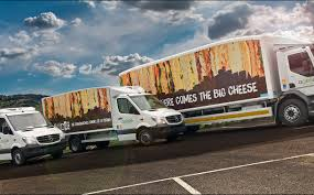 100 The Big Cheese Truck Adelie Foods Boosts Distribution Capacity With New Site In Wales