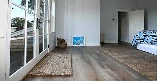 Grey Wood Floors Sawyer Mason Wide Plank Flooring Bedroom