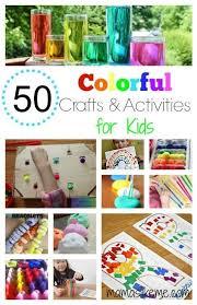 10 Ideas Color Crafts For Preschool Throughout Craft Preschoolers 33831