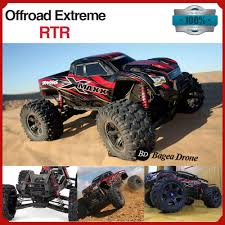 100 Monster Trucks Rc Jual Offroad 4WD Traxxas Extreme RTR Mobil Remot Truck