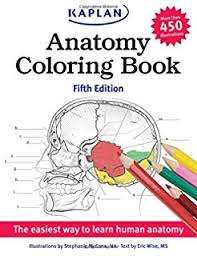 Anatomy Coloring Book Kaplan