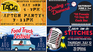 100 Food Truck Challenge Fisher Cats Hosting Series Of MustSee Events New Hampshire Fisher