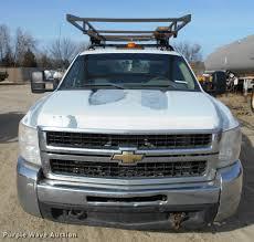 2007 Chevrolet Silverado 3500HD Ext. Cab Flatbed Pickup Truc...