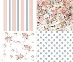 A Shabby Chic Collection Fabric