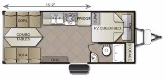 2016 5th Wheel Toy Hauler Floor Plans by New Or Used Toyhauler Campers For Sale Rvs Near Salt Lake City