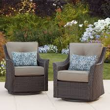 South Dakota Fire Chat Swivel Glider Chairs, 2-pack | Porch ... Fniture Cute And Trendy Recling Lawn Chair New Design Garden Line Glider Game Rocking Buy Chairwood Chairglider Product On Alibacom Blue And White Striped Folding Best Chairs Irvington Swivel Recliner In Rock Stock247236 South Dakota Fire Chat 2pack Porch Blazing Needles Spun Poly Outdoor Cushion 20 X 43 Gci Freestyle Rocker Camping Aviva With Micro Suede Hi Back Kauffman Fascating