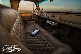 Diamond Pattern Leather Insert On A Leather Upholstered Bench Seat ... Cerullo Seats Chevrolet Truck Front 3point Seat Belts For Bench Morris Classic Console Shorty Custom Car Best The Easy Rider Truck Bench Upholstery 1953 Etsy 1966 C10 Studio Chevrolet Chevy C10 Custom Pickup American Truckamerican 1949 Pickup Built By Dp Updates Trick60 1960 Plus On Twitter Tmis Reveal Of Classic Interior Inside Cabin Stock Photo Edit Now 633644693