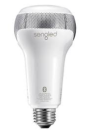 sengled pulse dimmable led light with stereo bluetooth