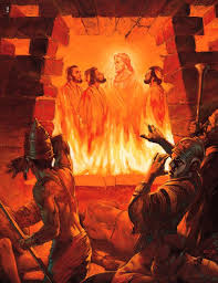 Shadrach Meshach And Abednego FEARLESS