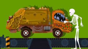 Scary Toy Factory | Garbage Truck | Scary Car Garage | Learn ... Toy Trash Trucks In Action Garbage Truck With Side Arm Best Kids Playing Pictures Dickie Toys Walmartcom Videos For Children Unboxing Tonka Mighty Dumpster Worlds Recycling Waste Youtube Amazoncom 12air Pump Vehicle For Green Kawo Jack Bruder Video Gym Pickup Front Loader