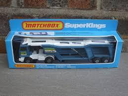 100 Matchbox Car Carrier Truck Vintage Superkings K10 Transporter Courier De Flickr