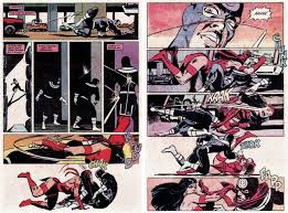 Millers Elektra Had Prior To Assassin Been Known More For Her Death Than Anything Else She First Appeared In Daredevil 168 As An Old College