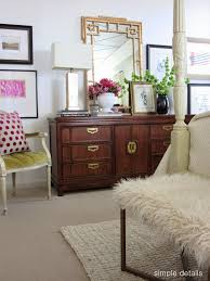 West Elm Bliss Sofa Craigslist by Simple Details One Room Challenge Another Craigslist Bedroom Reveal