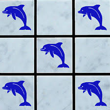 dolphin wall stickers ebay