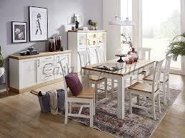 massivholz stuhl 2farbig kiefer weiß holz eiche platte geölt
