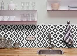 fliesenaufkleber für bad küchen deko fliesen folie