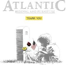 Thank you from Atlantic Bedding and Furniture Marietta GA