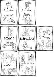 Page De Garde De Francais